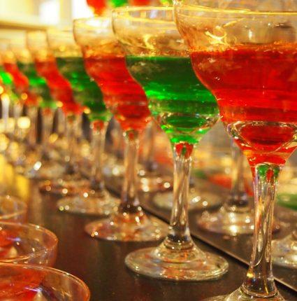 festive drinks - avoid holiday injury lawsuit