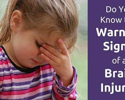 do you know the warning signs of a brain injury?