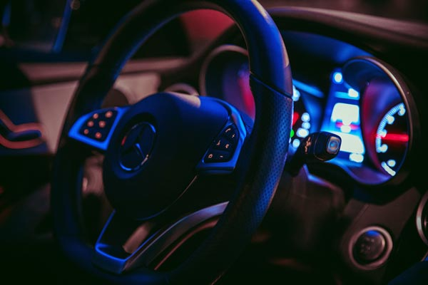 new technology in cars - self-driving car automation