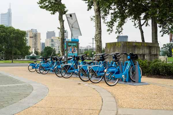 Philadelphia bike share program - bicycle injury attorney