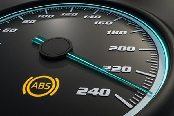 automatically pumping the brakes - anti-lock brakes