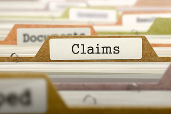 subrogation claims folders