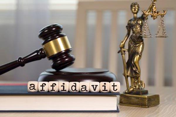 affidavit of merit in malpractice lawsuit