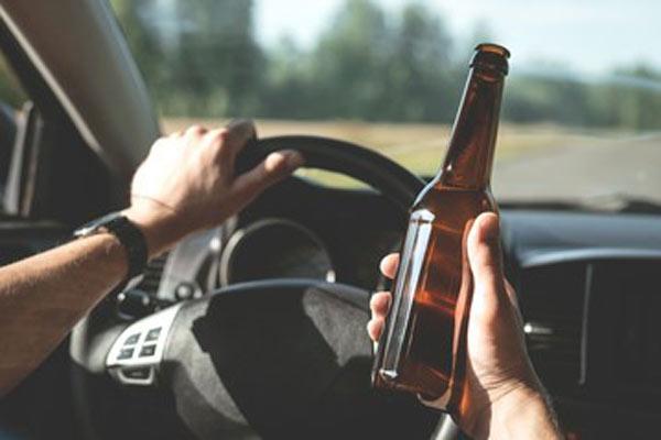 drunk driver injury dangerous driving