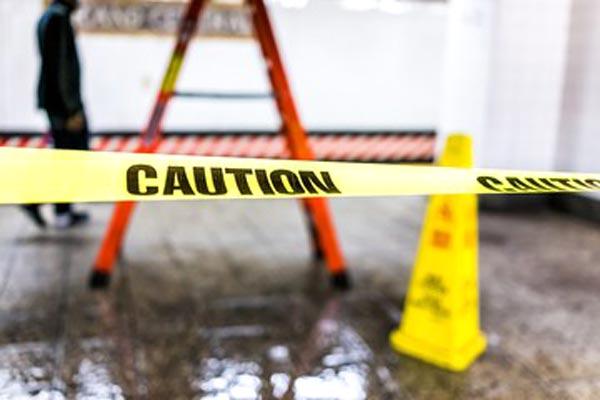 slipper casino floor injury