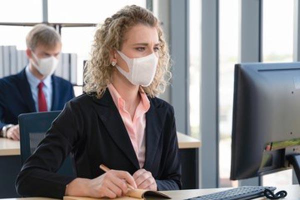 coronavirus workplace exposure