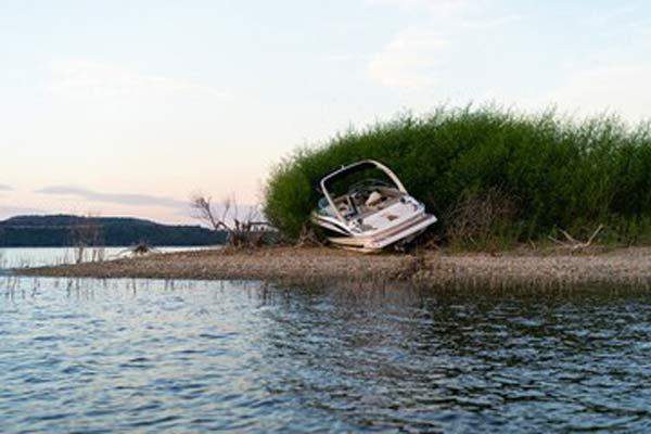 boat crash injury