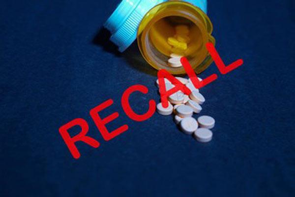 prescription drug recall lawsuits