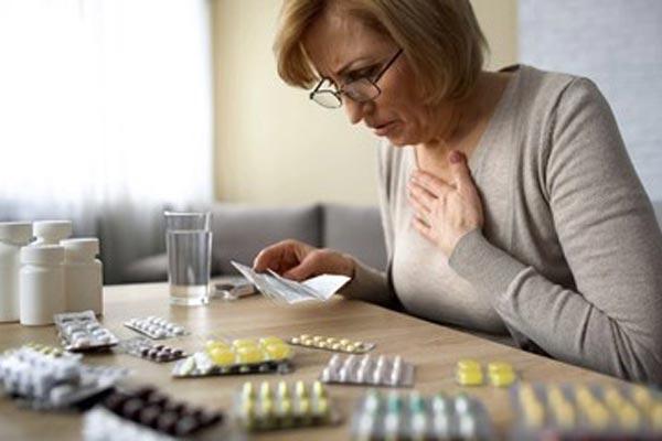 unknown prescription side effects
