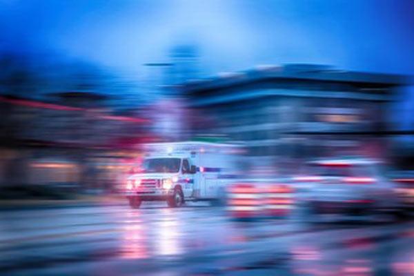 ambulance transport - personal injury lawyer