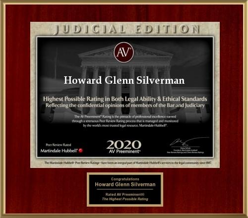 top personal injury lawyer in philadelphia - Howard Silverman