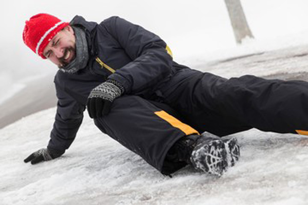 guide to slip and fall on ice in new jersey