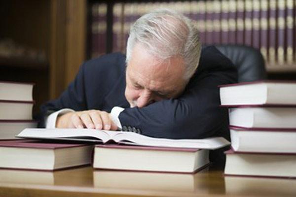 lazy personal injury lawyer