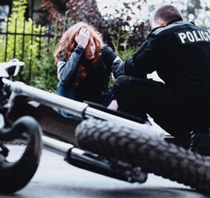 injured biker lawyer