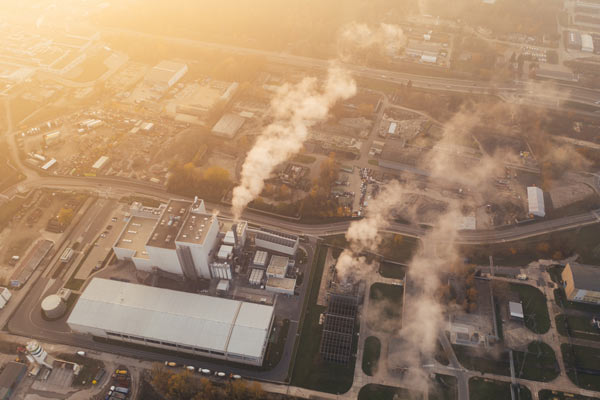 cancer risk for people living near chemical production facilities